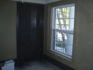 window & door painting